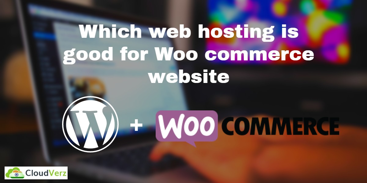 Which web hosting is good for Woo commerce website
